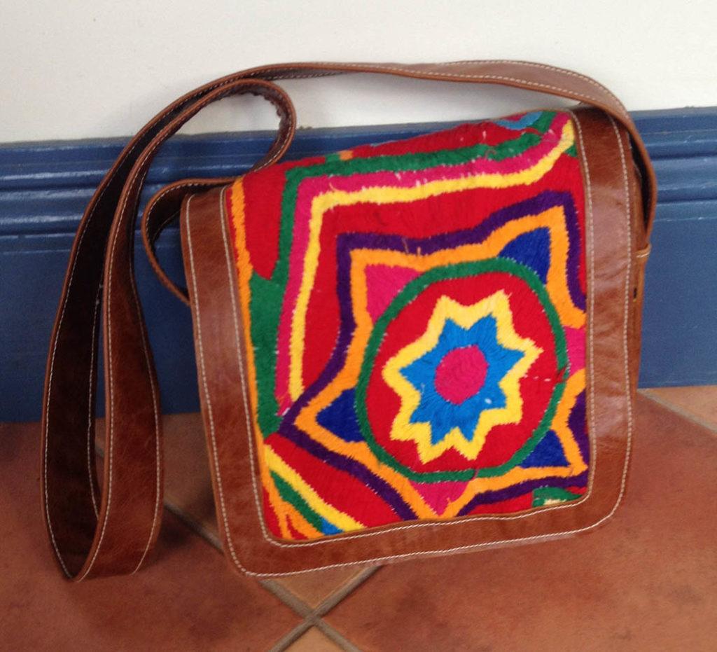 Messenger bag #1 $200