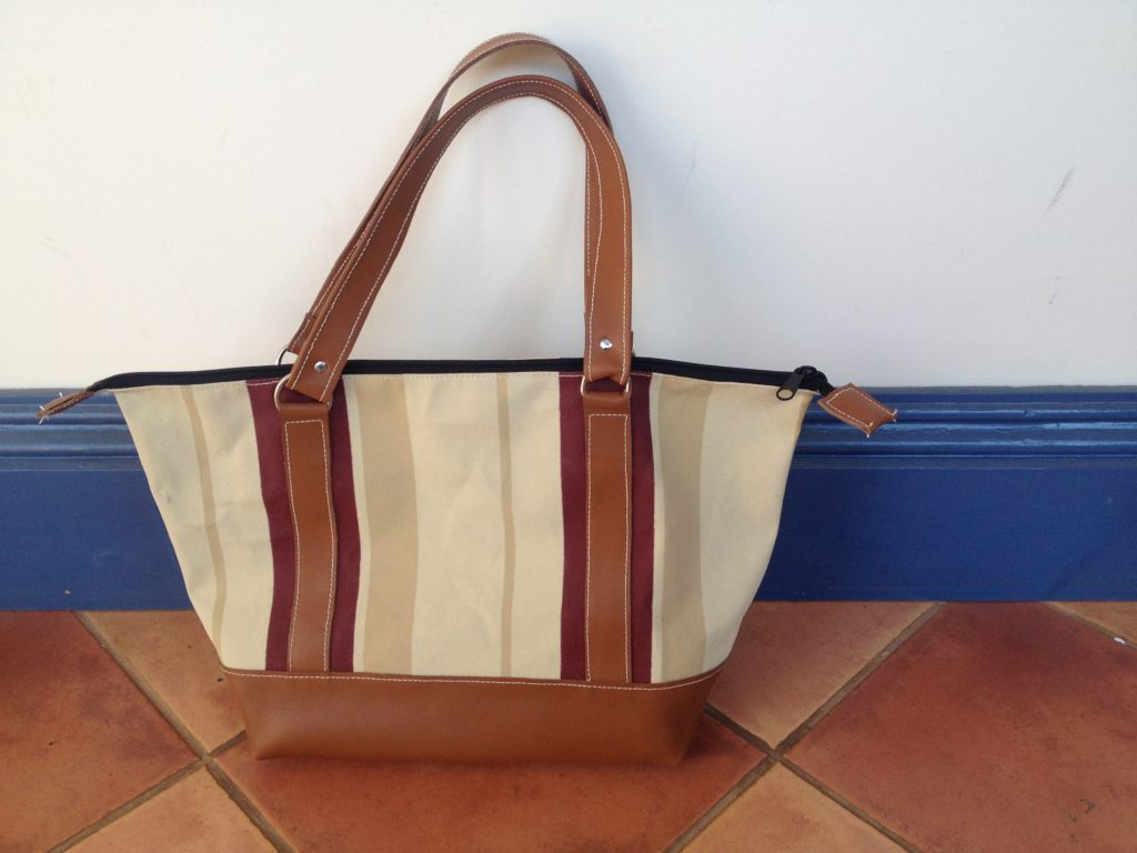 Canvas tote bag $95