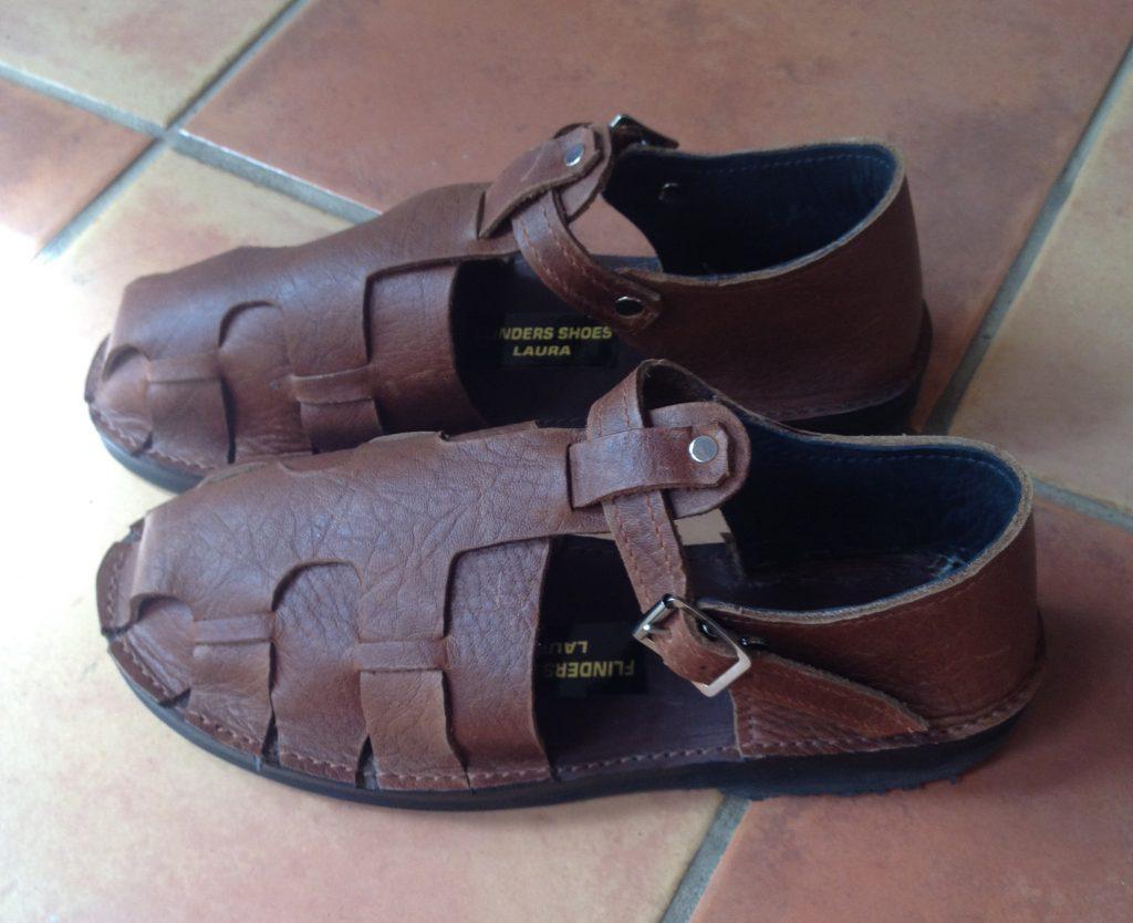 Lizards sandals $115