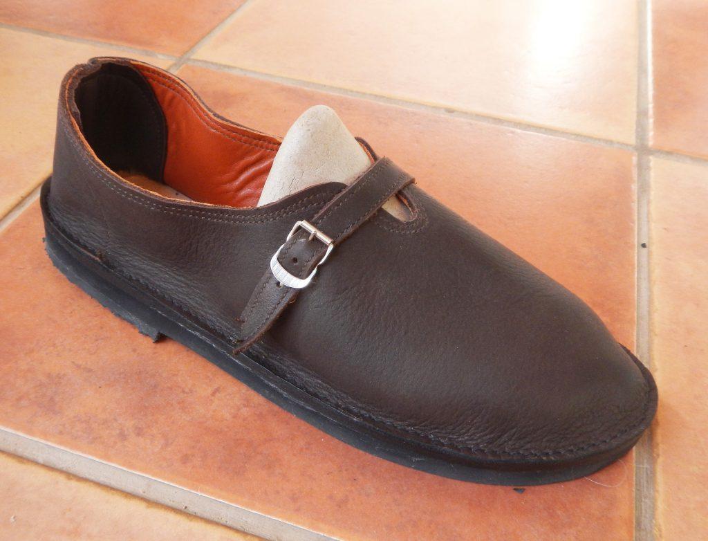 Simple strap shoe $120