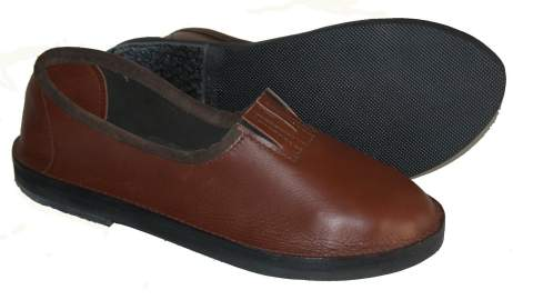 Tai Chi Slip on shoe. Elastic panel in the front. $120